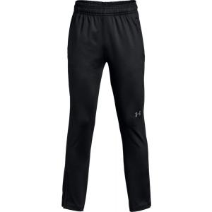 UA Boys Challenger II Training Trousers Black by Podium 4 Sport