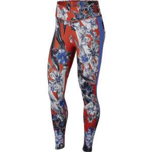 Nike One Women's Floral Tights by Podium 4 Sport