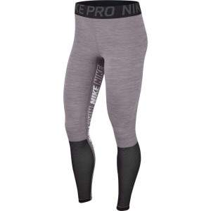 Nike Pro Women's Graphic Tight Grey by Podium 4 Sport