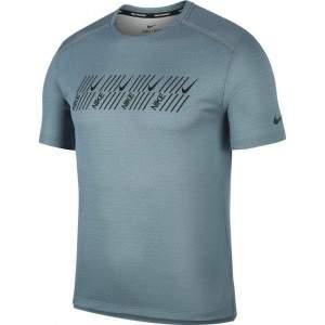 Nike Men's Dri-FIT Miler Tech SS T-Shirt by Podium 4 Sport