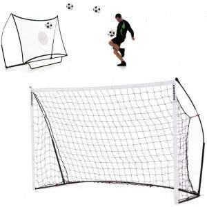 Kickster Combo Goals 8ft x 5ft by Podium 4 Sport