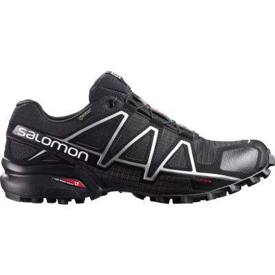 Salomon Men's Speedcross 4 GTX Black by Podium 4 Sport