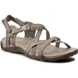 Merrell Women's Terran Lattice II Walking Sandal by Podium 4 Sport