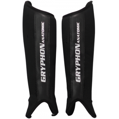 Gryphon Anatomic Shinguard Black by Podium 4 Sport