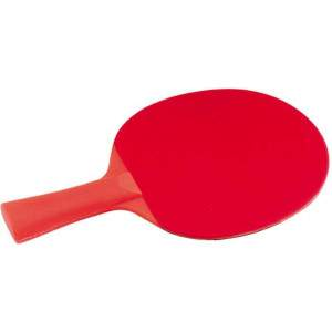 Butterfly PVC Table Tennis Bat, Felt Cover by Podium 4 Sport