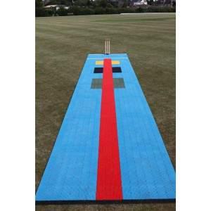 2G Flicx Skills Pitch by Podium 4 Sport