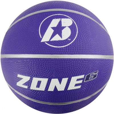 Baden Zone Basketball Size Purple 6 by Podium 4 Sport