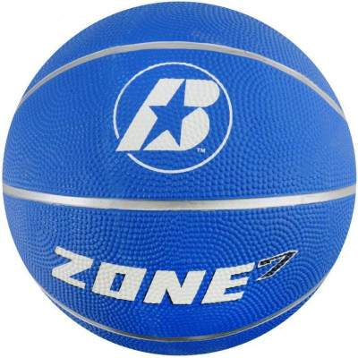 Baden Zone Basketball Size Blue 7 by Podium 4 Sport
