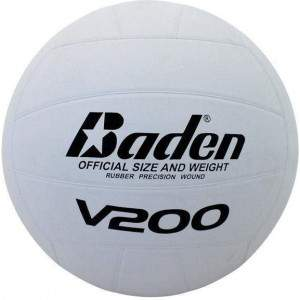Baden V200 Rubber Volleyball by Podium 4 Sport