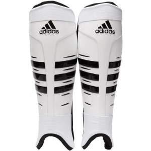 Adidas Hockey Shinpad White by Podium 4 Sport