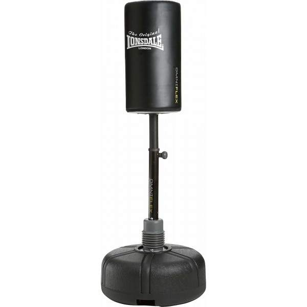 Lonsdale Freestanding Punch Bag by Podium 4 Sport