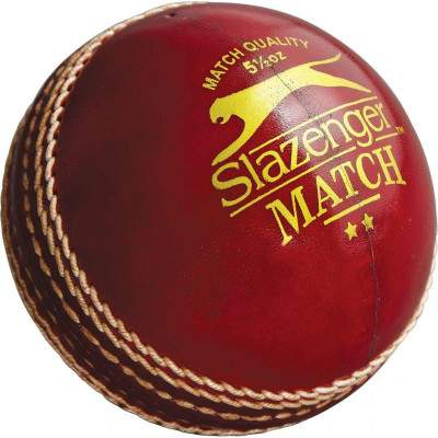 Slazenger Match Cricket Ball by Podium 4 Sport