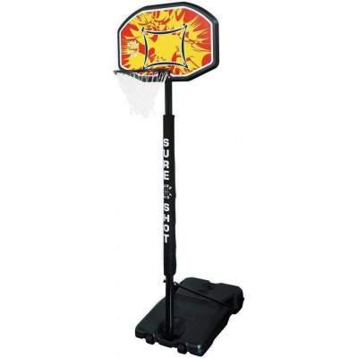 Sureshot Telescopic Portable Basketball System by Podium 4 Sport