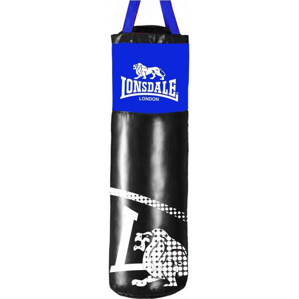 Lonsdale Lion 4ft PU Punch Bag by Podium 4 Sport