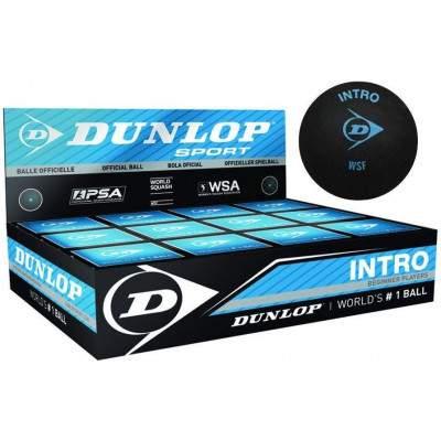 Dunlop Intro Squash Balls by Podium 4 Sport