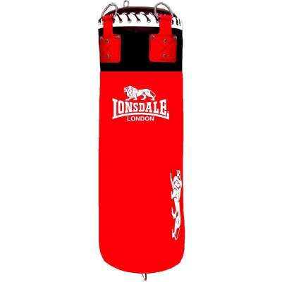 Lonsdale L60 Leather Punch Bag by Podium 4 Sport
