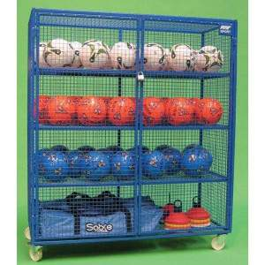 Ball Cabinet by Podium 4 Sport