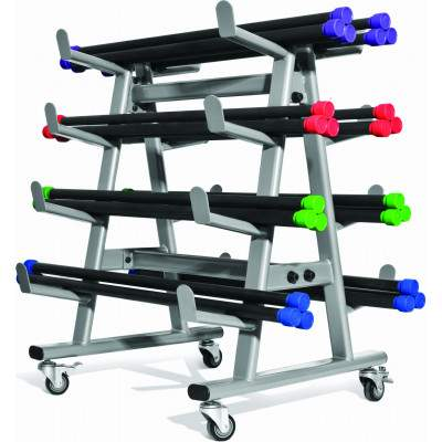Jordan Fit Bar Rack by Podium 4 Sport