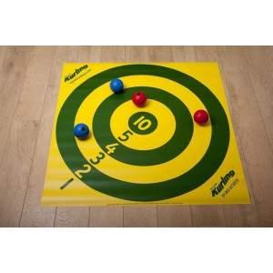 Bowls/Kurling Number Target by Podium 4 Sport