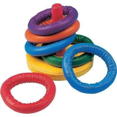 Spordas Sof Ring Toss Set by Podium 4 Sport