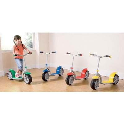 Scooters Set Of 4 by Podium 4 Sport