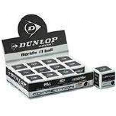 Dunlop Competition Squash Balls by Podium 4 Sport
