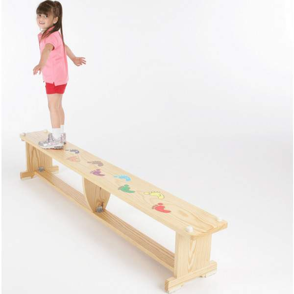 ActivBench with Foot Graphic by Podium 4 Sport