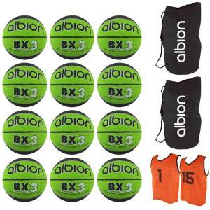 Albion Basketball Pack Size 3 by Podium 4 Sport