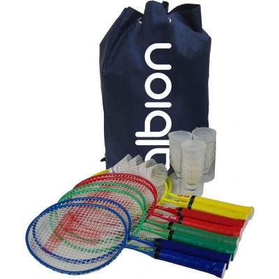 Badminton Introduction Pack by Podium 4 Sport