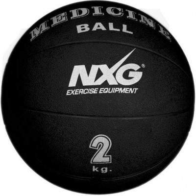 NXG Medicine Ball 2kg by Podium 4 Sport