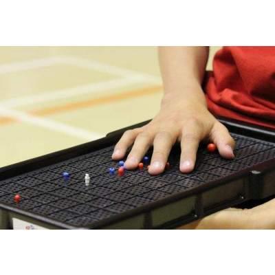 Handi Life Sport Boccia Touch Grid for Blind Boccia by Podium 4 Sport