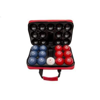 Handi Life Sport Ledo Original Boccia balls in Superior Boccia Case by Podium 4 Sport