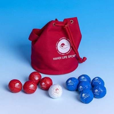 Handi Life Sport Mini Boccia Set by Podium 4 Sport
