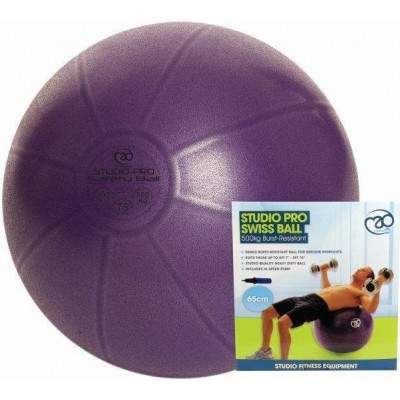 Fitness Mad 500Kg Swiss Ball Purple by Podium 4 Sport