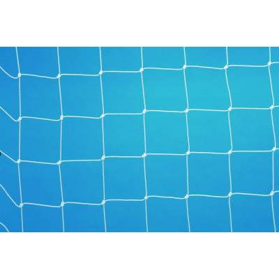 Harrod 5-A-Side White Nets 3mm by Podium 4 Sport
