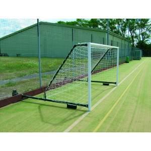 Harrod 3G Fence Folding Goal - 7v7/5v5 by Podium 4 Sport