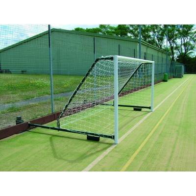 Harrod 3G Fence Folding Goal - 7v7/5v5 by Podium 4 Sport