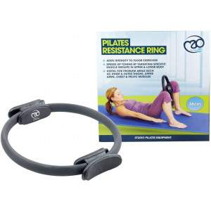 Fitness Mad Double Handle Pilates Ring by Podium 4 Sport