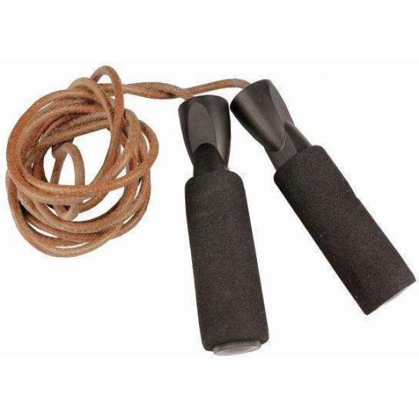 Fitness Mad Leather Weighted Jump Rope