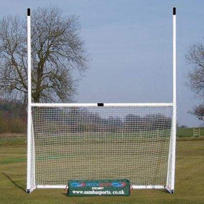 Samba Gaelic Goal Portable Plastic 8ft x 5ft by Podium 4 Sport