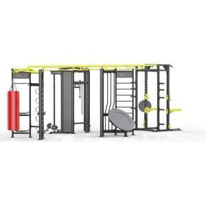 Impulse Zone Functional Training Rig by Podium 4 Sport