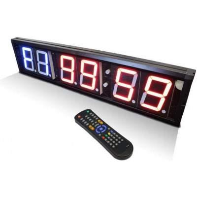 Jordan Digital Interval Timer - 6 Digit by Podium 4 Sport