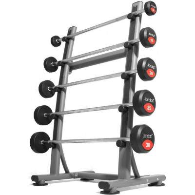Jordan Barbell Rack 5 Bars by Podium 4 Sport