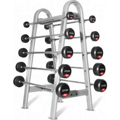 Jordan Barbell Rack 10 Bars by Podium 4 Sport