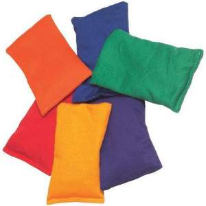 Bean Bag Cotton Pack by Podium 4 Sport