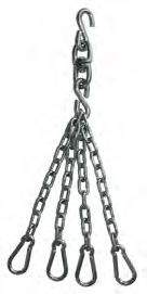 Lonsdale Heavy Duty Bag Chain by Podium 4 Sport
