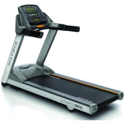 Matrix T1x Treadmill by Podium 4 Sport