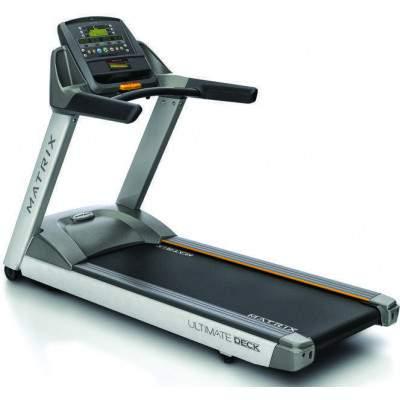 Matrix T3x Treadmill by Podium 4 Sport