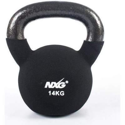 NXG Neoprene Kettlebell 14kg by Podium 4 Sport