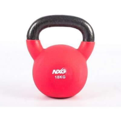 NXG Neoprene Kettlebell 18kg by Podium 4 Sport